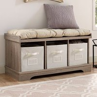 Fabulous Storage Benches Bedroom Benches Walmart Com Gamerscity Chair Design For Home Gamerscityorg