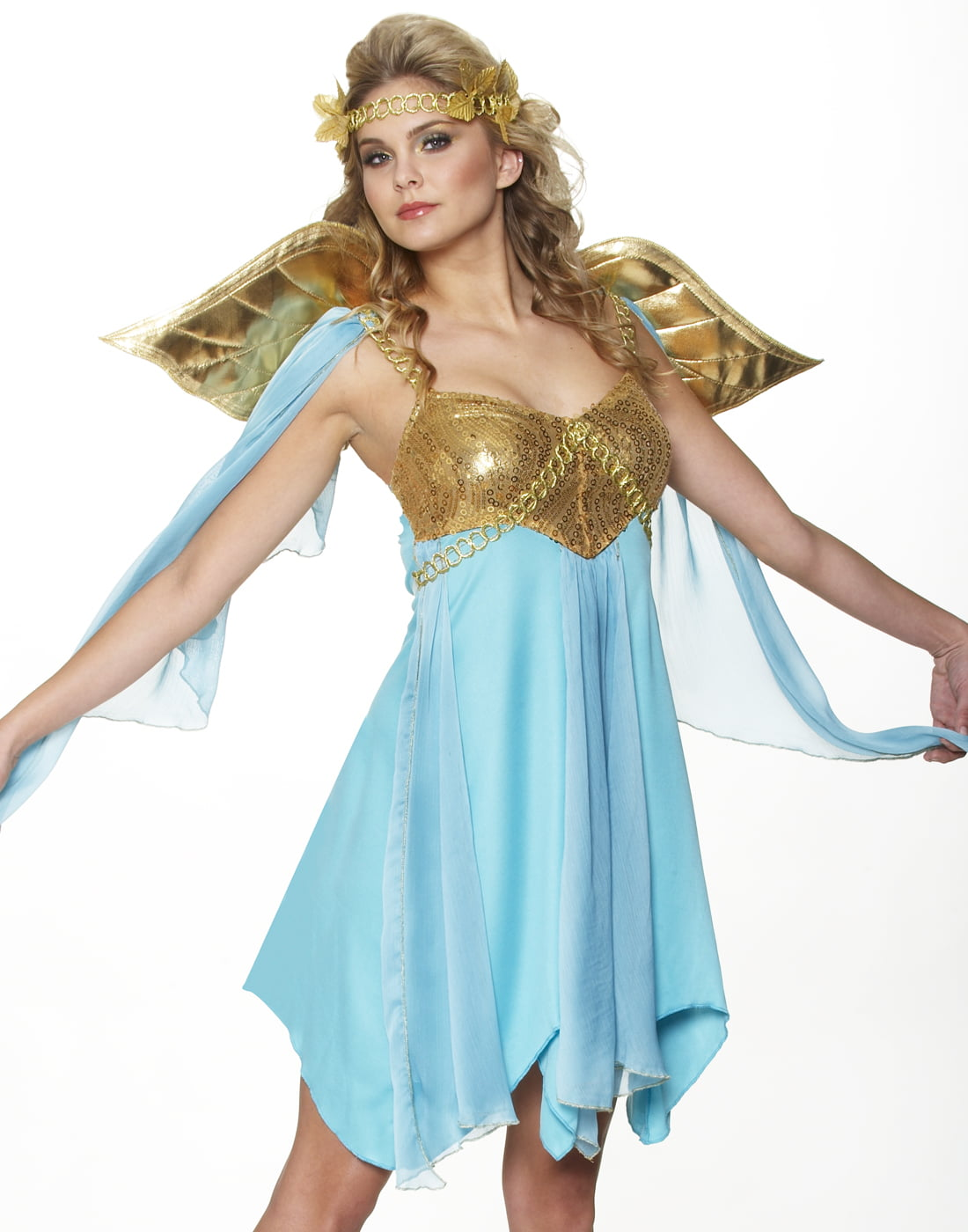 athena roman greek goddess toga princess fancy womens halloween