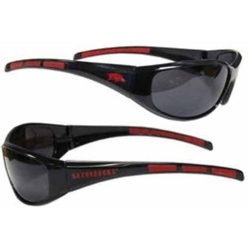 NCAA Arkansas Wrap Sunglasses