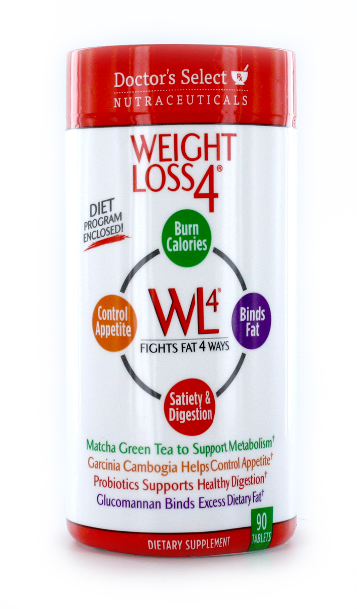Doctor S Select Weight Loss 4 Supplement Appetite Suppressant