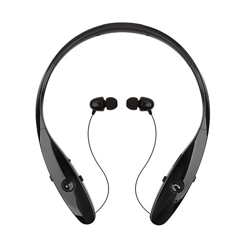 Bluetooth Wireless Neckband Headset Stereo Headphone Earphone Sport Handfree Universal
