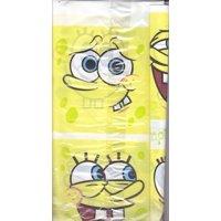 SpongeBob SquarePants 'Moods' Plastic Table Cover (1ct)