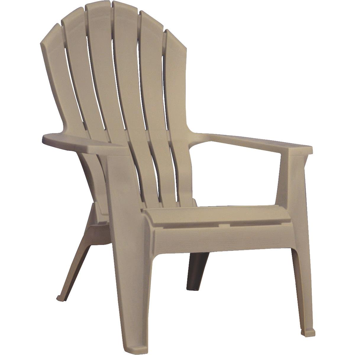 Adams RealComfort Ergonomic Adirondack Chair by Adams Mfg Co