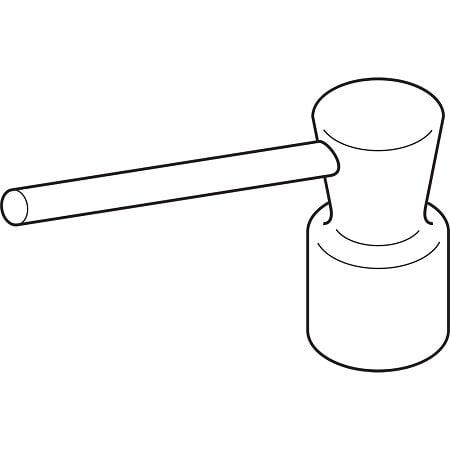 Delta Faucet RP21905 Soap/Lotion Dispenser Pump Head