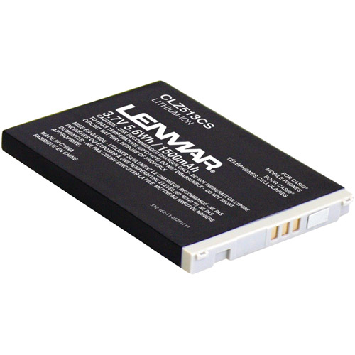 Lenmar Replaecment Battery for Casio G'zOne Commando C771 Cellular Phones