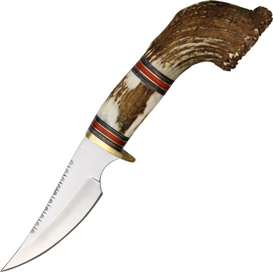 Szco Supplies Stag Crown Hunting Knife Multi-Colored