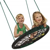 Deals on Swing-N-Slide Monster Web Swing w/Nylon Ropes