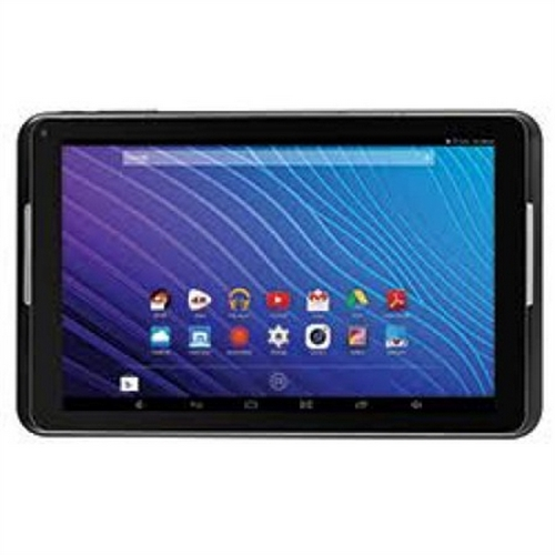 NuVision 7 HD Tablet Intel Atom Android OS 8GB Black