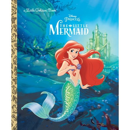 The Little Mermaid (Disney Princess) (Special) (Hardcover)](Little Mermaid Custom)