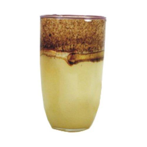 Bloomsbury Market Cylinder Hand Blown Glass Table Vase