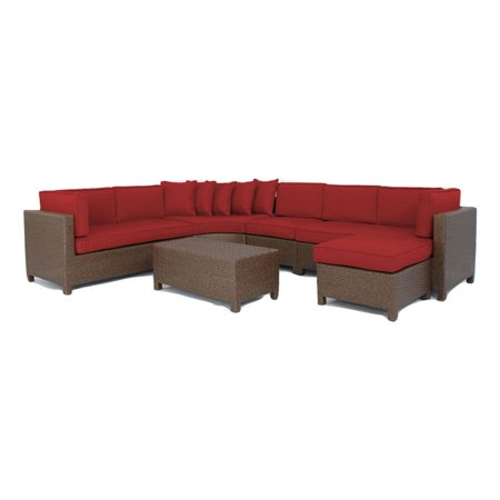 Creative Living Sectional Conversation Set