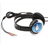 Hot sale LPS_1503 attractive and durable multimedia stereo headphones with microphone