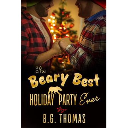 The Beary Best Holiday Party Ever - eBook
