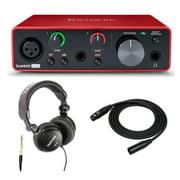 Best Audio Interfaces - Focusrite Scarlett Solo 3rd Gen USB Audio Interface Review