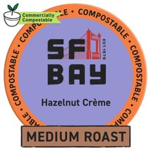Coffee Pods: SF Bay K-Cup Pods