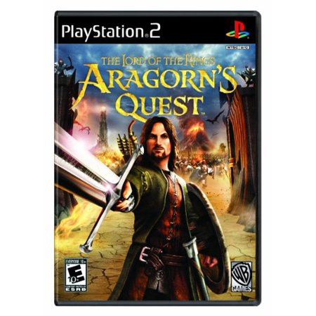 Lord Of Rings: Aragorns Quest, WHV Games, PlayStation 2, 883929085538