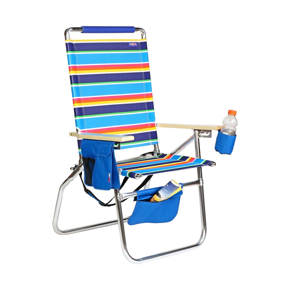 Lafuma Low Elips Folding Beach Chair - Beach Chairs at