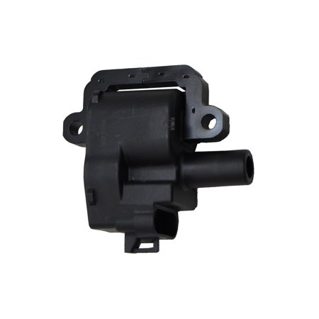 Pickup Cowl - New Ignition Coil For 2001 2002 Chevrolet Pickup C3500 8.1L V8 Compatible with UF192 C1144