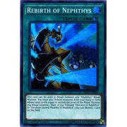 YuGiOh Hidden Summoners Rebirth of Nephthys HISU-EN009