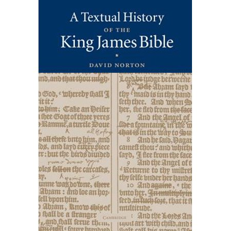 A Textual History of the King James Bible (Hardcover)