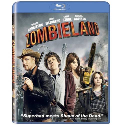 Zombieland (Blu-ray) (With INSTAWATCH) (Widescreen)