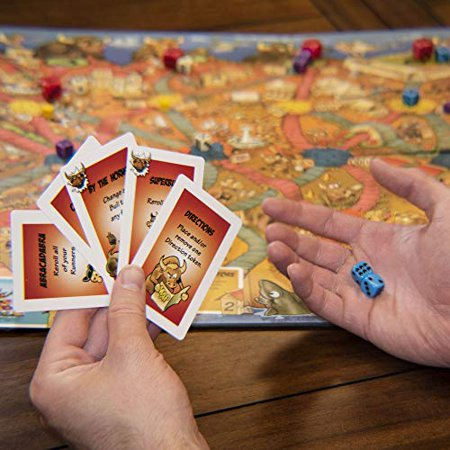 Calliope Games Running The Bulls Board Game - image 4 of 4