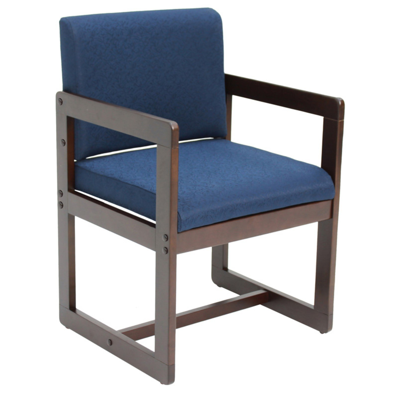 Regency Belcino Sled Base Arm Chair