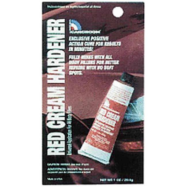Blue Magic 77100 1 oz Cargroom Red Cream Body Filler Hardener - image 1 de 1