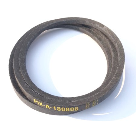 Belt Made With Kevlar To FSP Specifications Replaces Belt Number 180808 532180808 174369 532174369 531300771 Craftsman Poulan Husqvarna Secondary Deck Belts 48