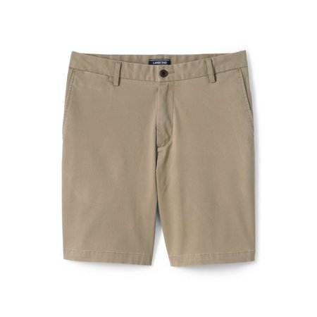 Lands End Men's 9 in. Chino Shorts (Nautica Vintage Shorts)