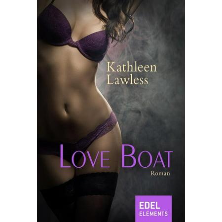 Love Boat - eBook (Julie On Love Boat)