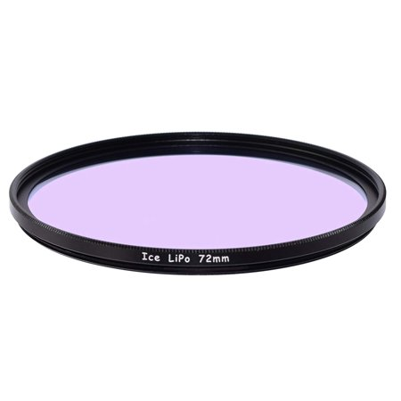 ICE 72mm LiPo Filter Light Pollution Reduction for Night Sky/Star