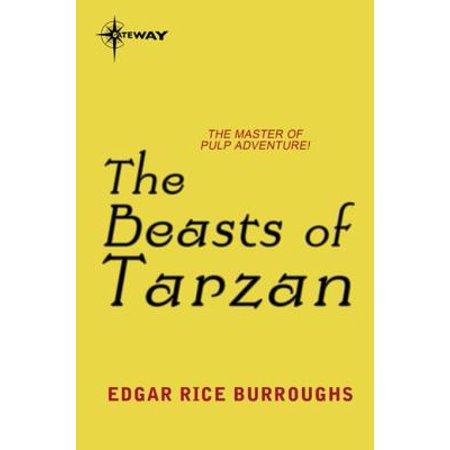 The Beasts of Tarzan - eBook](Tarzan Adult)