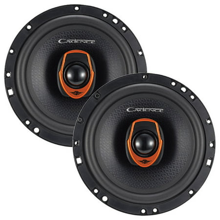 Cadence 6 5   2 Way Coaxial System 180W Max
