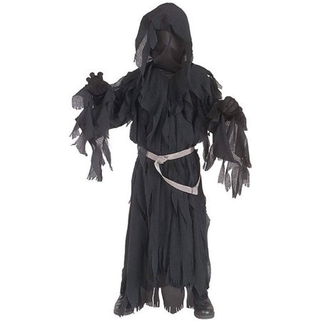 Child's Lord of the Rings Ringwraith Costume Robe (Lord Of The Rings Ringwraith Costume)