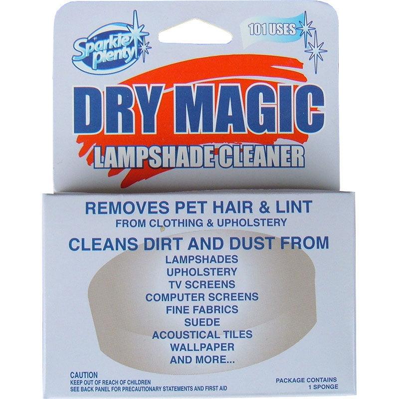 Dry Magic sponge