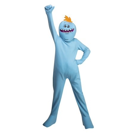 Rick And Morty Mr Meeseeks Boys - Rick Halloween Costume Rick And Morty