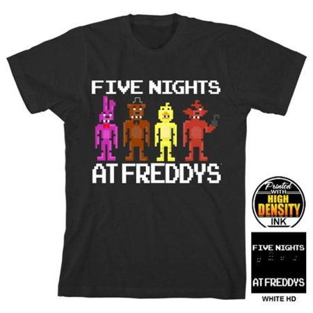 Five Nights At Freddys Fnaf Optional Personalised Kids T Shirt Spooky 2 Easy To Use Boys' Clothing (2-16 Years) Kids' Clothes, Shoes & Accs.