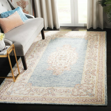 Safavieh Aubusson Zavanna Overdyed Area Rug or Runner ()