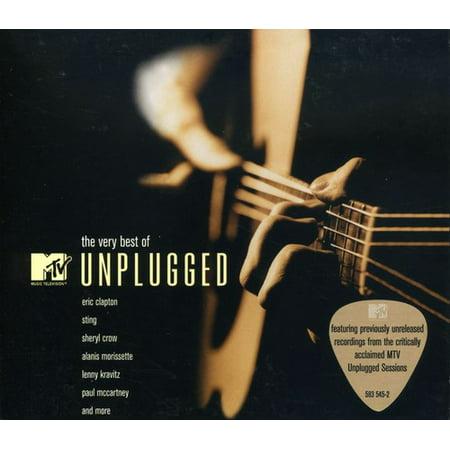 Very Best Of MTV Unplugged (CD) (Best Of Mtv Coke Studio)