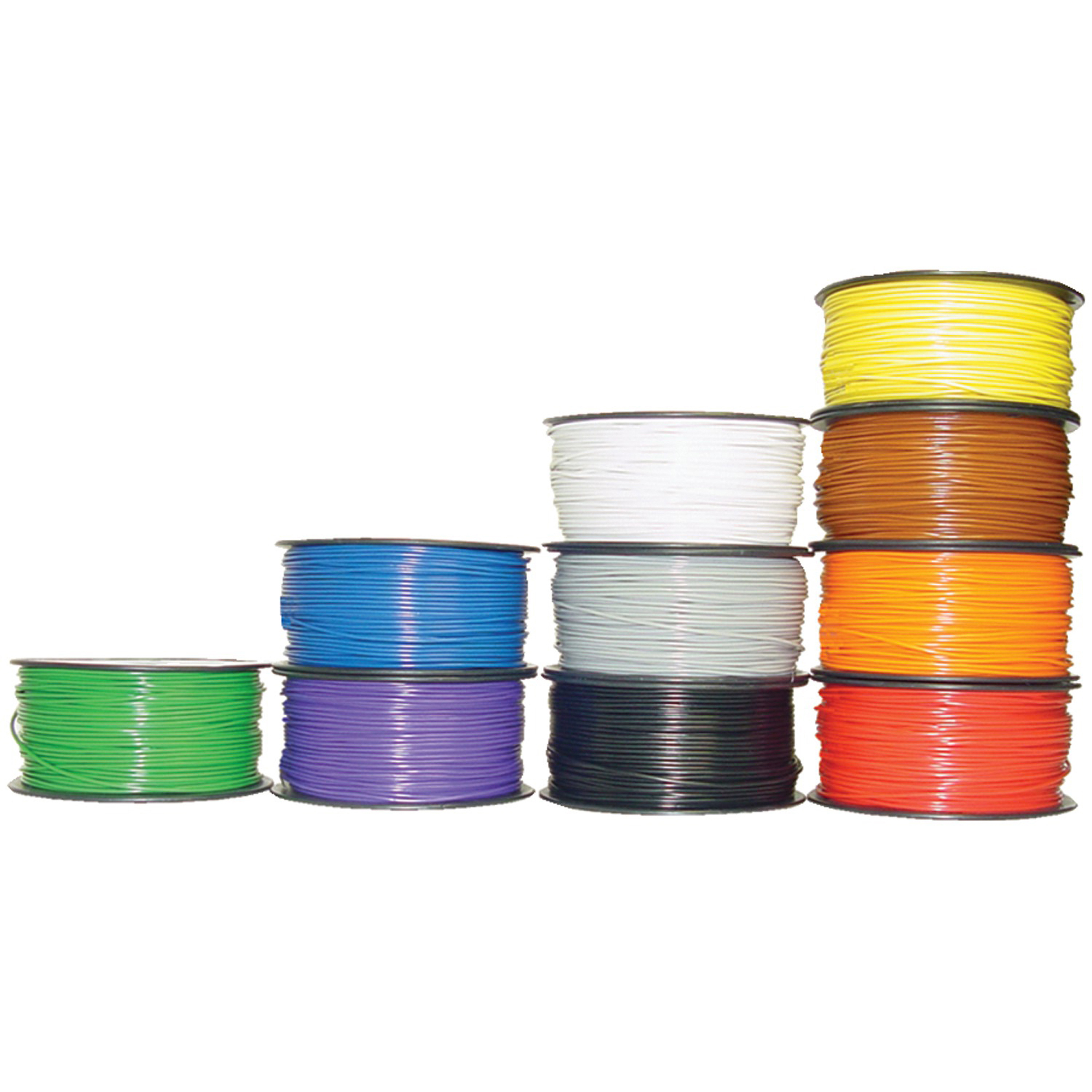 Scosche-EFX Primary Wire, 500', Assorted Colors