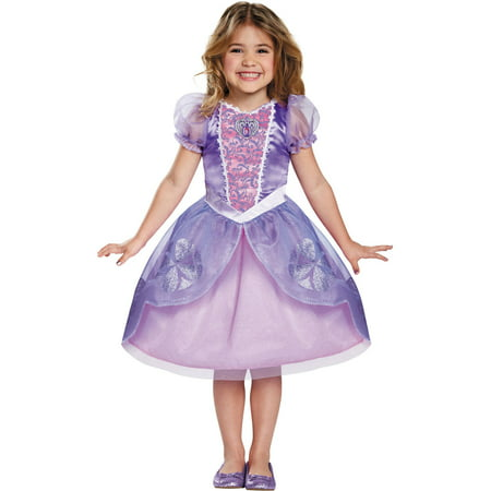 Sofia Next Chapter Girls Child Halloween Costume - Fat Girl Halloween Costumes