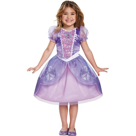 Sofia Next Chapter Girls Child Halloween Costume](Halloween Birthday Girl)