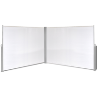 """Retractable Side Awning 71""""x236"""" Cream"""