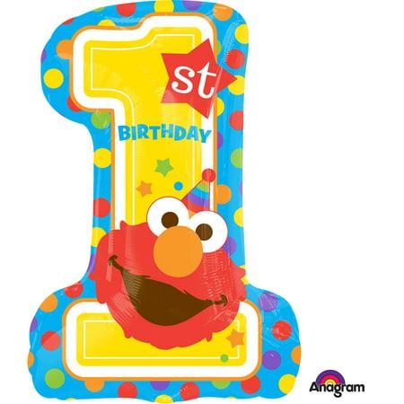 Sesame Street 1st Birthday 28