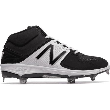 e01a35b6c New Balance Men's 3000v3 Mid Metal Baseball Cleats - Walmart.com
