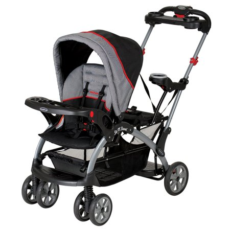 Baby Trend Sit N' Stand Platform Canopy Ultra Stroller, Millenium |