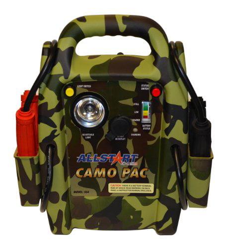 Horizon Tool 554 Camo Pac Battery Jump Starter