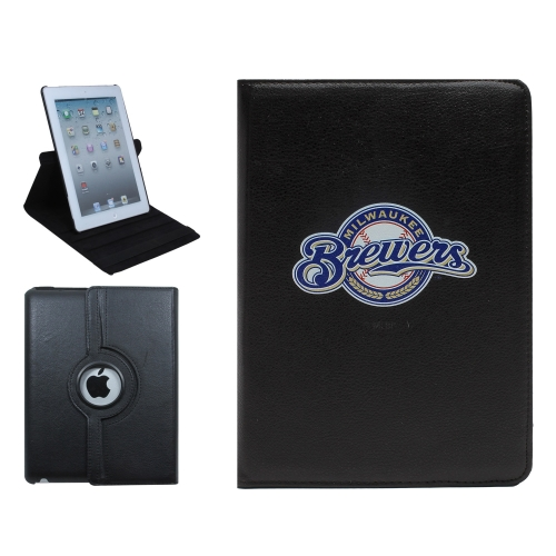 Milwaukee Brewers iPad Air Swivel - Black - No Size