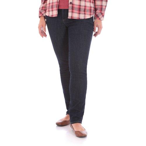 Riders by Lee Women&39s Fleece Lined Slim Jeans - Walmart.com